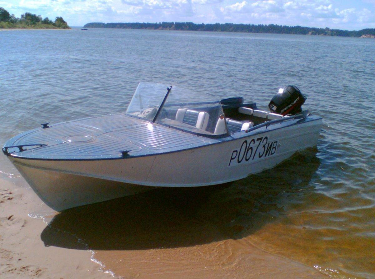 лодки казанка рыбак
