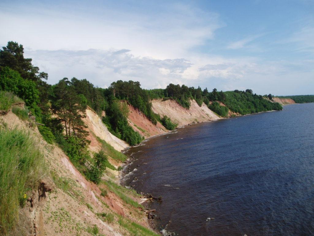 Охраняемый природный комплекс «Онежский». Побережье Онежского озера
