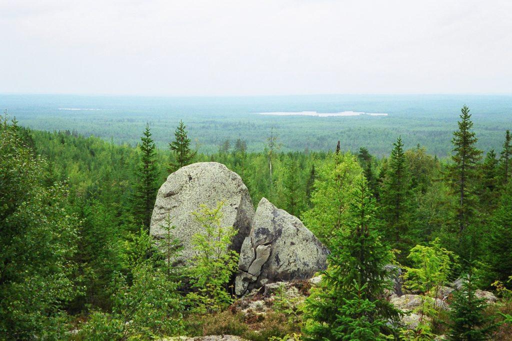 Памятник природы «Воттоваара»