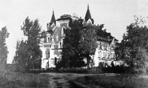 Евангелическо-лютеранская церковь св. Марии Магдалины прихода Венйоки. 1947 год