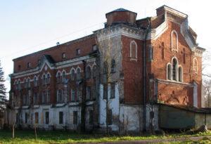 Евангелическо-лютеранская церковь св. Марии Магдалины прихода Венйоки. 2015 год