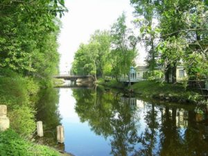 Исчезнувший Сальнобуянский канал
