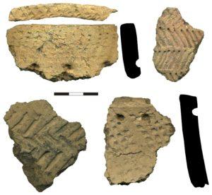 Рисунок 5. Керамика типа сперрингс раннего неолита