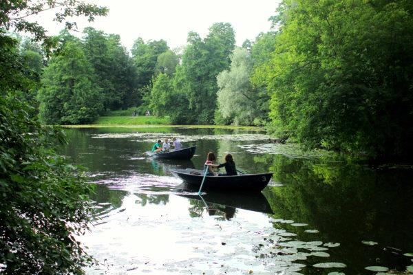 Природно-исторический парк «Кузьминки-Люблино».
