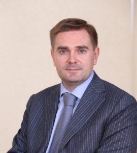 Калинцев Никита Викторович, руководитель управления по работе с кластерами Центра кластерного развития Санкт-Петербурга