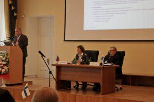 Доклад старшего советника главного исполнительного офиса Нордстрим 2 АГ Дирка вон Амелна