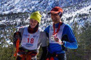 призеры скайраннинг 2016 фото Сергей Чумаков