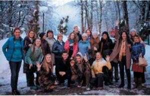 Тренинг добровольцев. Фото А. Корсуновой