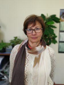 Антипова Юлия Константиновна, сотрудник Комитета по природопользованию, охране окружающей среды и обеспечению экологической безопасности Санкт-Петербурга